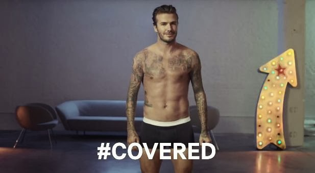 Super Bowl XLVIII Ads: David Beckham for H&M — #Covered or #Uncovered?