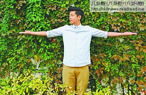 趙永洪加入無綫至今13年,雖然拍劇並非擔重戲,但產量卻是很多。 攝影:陳俊強