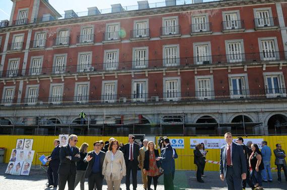 Autorizada la reforma de la Casa de la Carnicería de la Plaza Mayor en un hotel