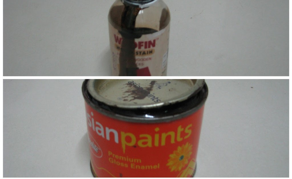What Is The Difference Between Wood Stain And Paint