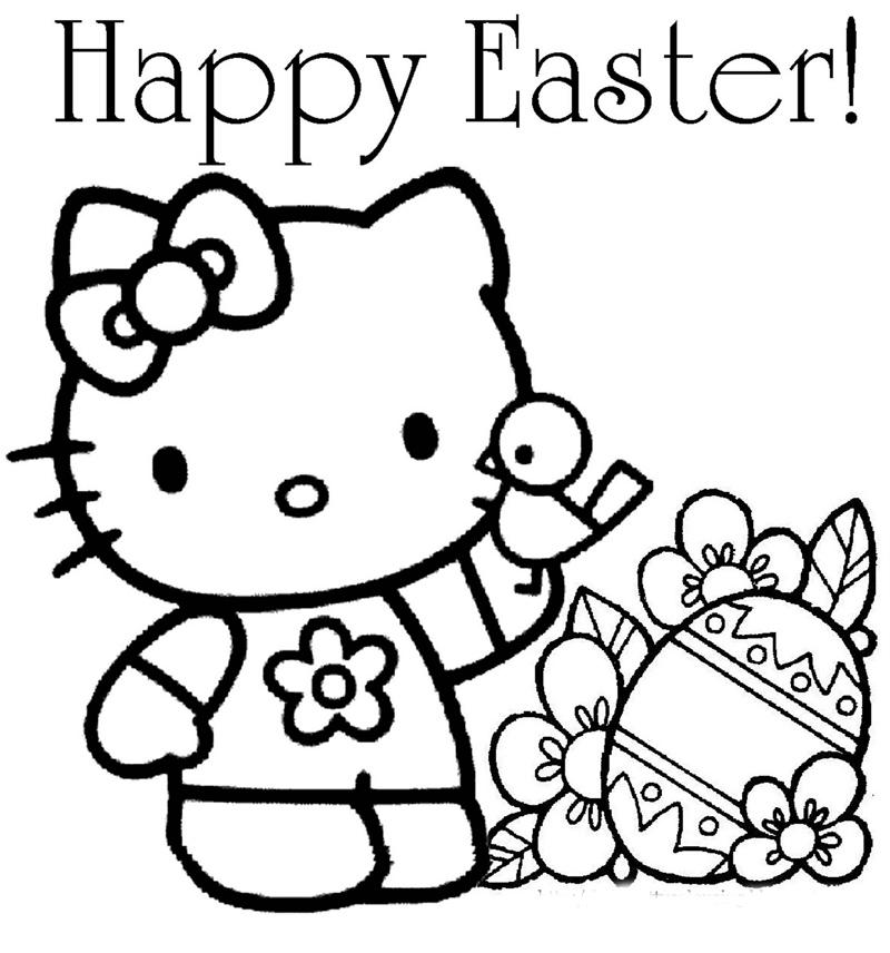 Disney Jr Easter Coloring Pages Bltidm
