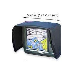 Sun Shade Glare Shield   Visor for Garmin GPSMAP Fishfinders and ... 9393f98ea1b