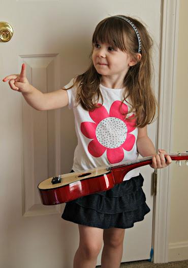 My Little Hard Rock Roxtars Member!