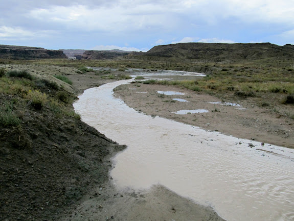 Small drainage north of Mill Canyon