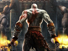 Action Adventure God of War Wallpaper