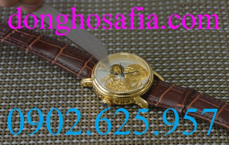 Đồng hồ nam cơ Binger B886G
