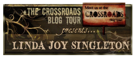 Crossroads Tour: Linda Joy Singleton