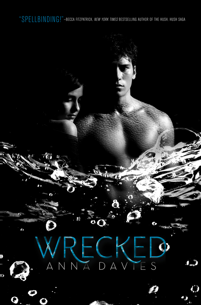 Win an e-reader cover & copy of WRECKED by Anna Davies