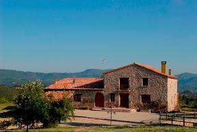 masia Casa Gran allotjament Montserrat