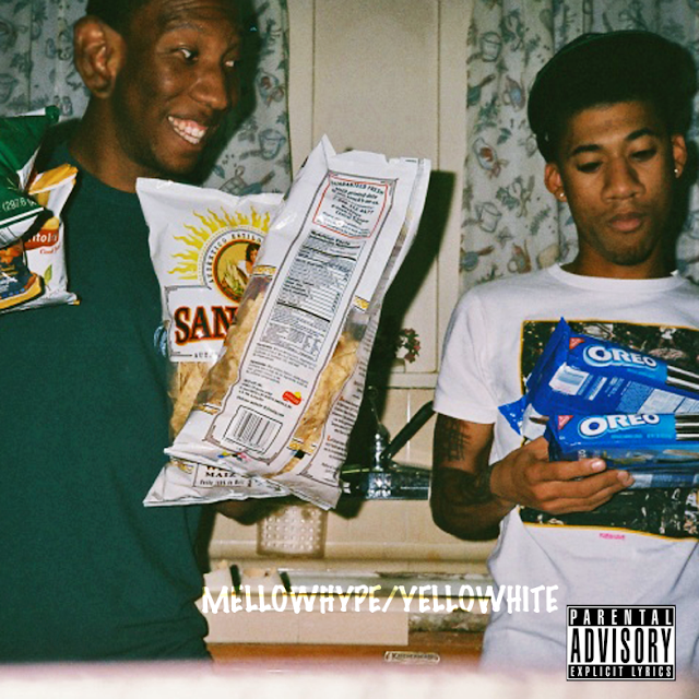 mh MellowHype   Yellow/White (Free Mixtape Download)