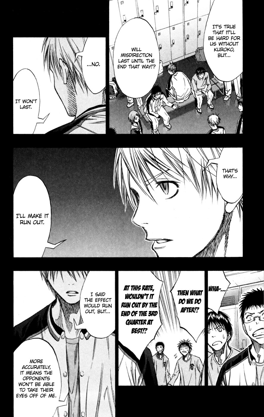Kuroko no Basket Manga Chapter 129 - Image 07