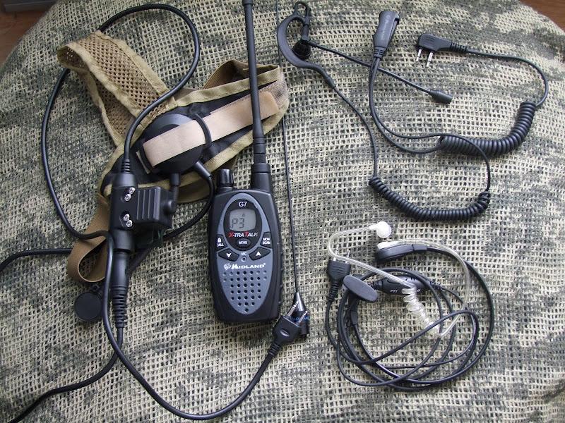 Vendido - Midland G7 y accesorios DSCF1024