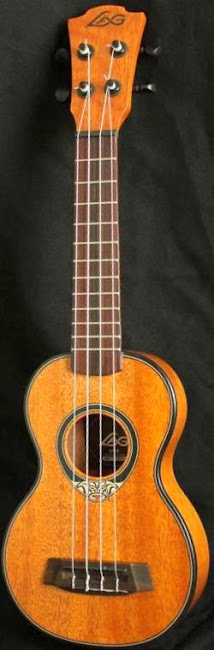 Lag u 77 mahogany Soprano at Lardy's Ukulele Database