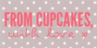 From Cupcakes with Love Blog