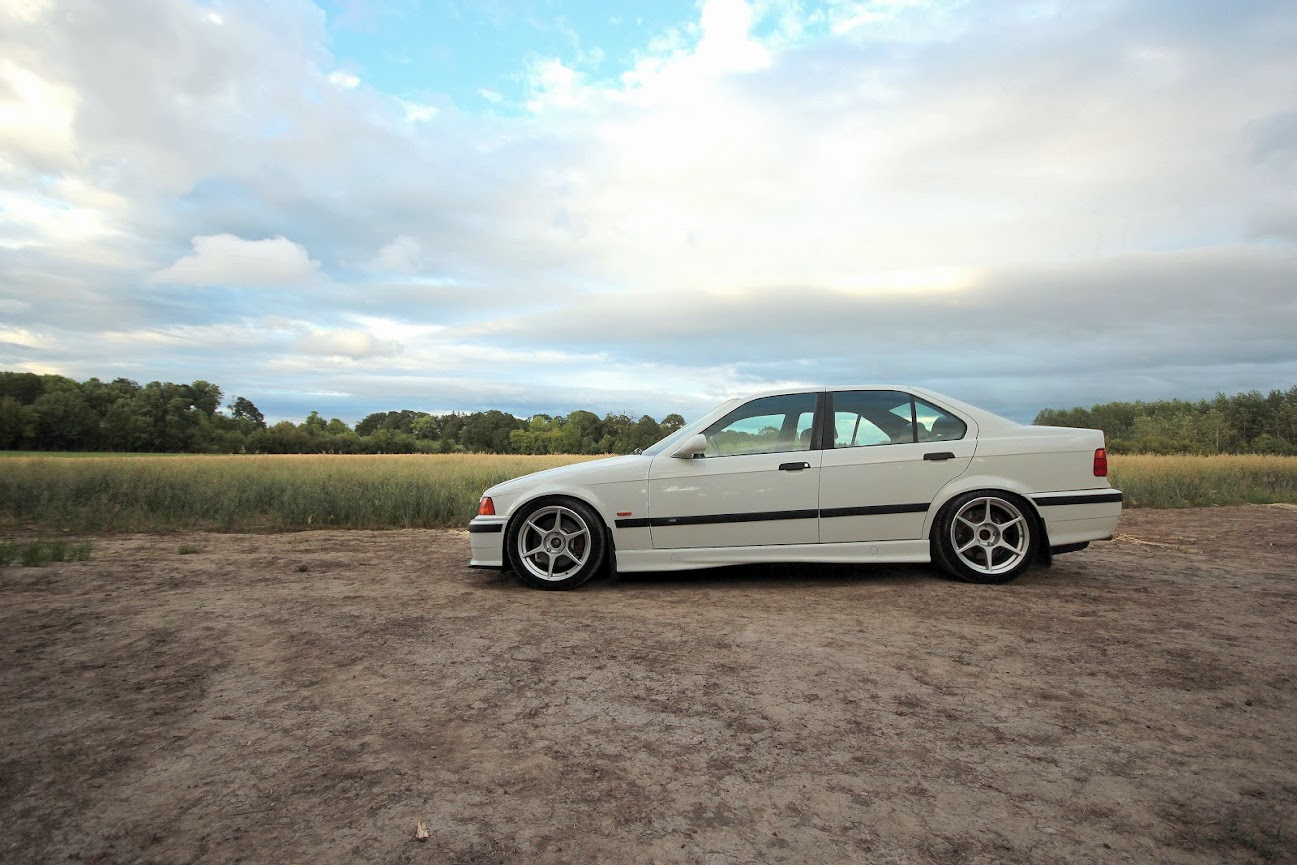 E36 Fs 1998 M3 4 Door 5 Speed Manual Alpine White W