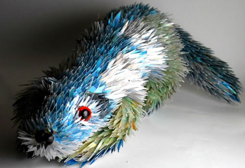 Animal Sculptures by Sean Avery 6