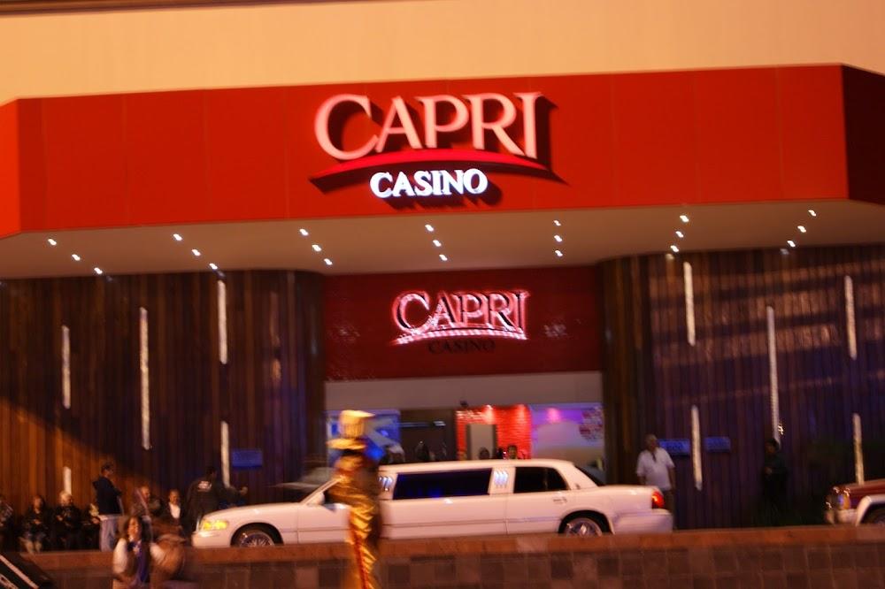 Capris casino lake de flambeau casino