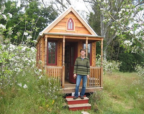 Jesus Saved Cheryl Meril From Hell Tiny House Trend Emerges As
