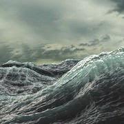 К чему снятся волны в океане?