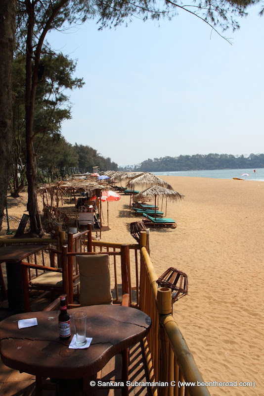 Rajbaga Beach - the luxurious beach