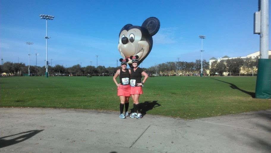 WideWorldSports Disney Marathon 2013 {Recap}