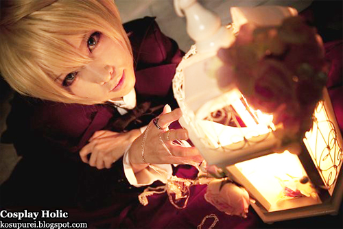 kuroshitsuji 2 cosplay - alois trancy 3