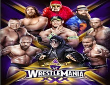 WWE WrestleMania XXX 30 2014