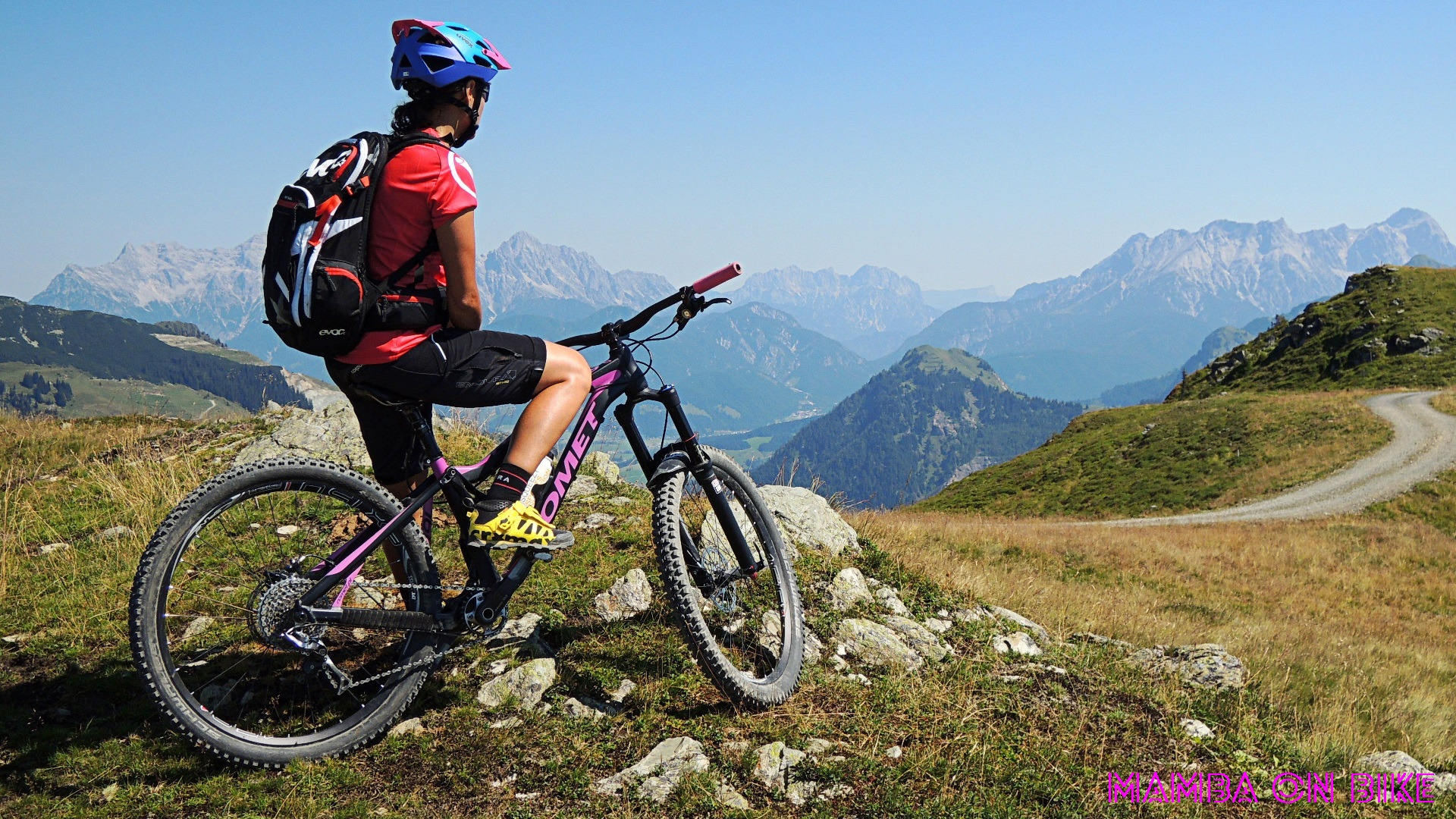 trasy rowerowe Saalbach-Hinterglemm