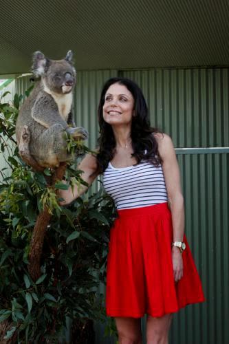 Bethenny Frankel Sydney Australia Promotional Visit