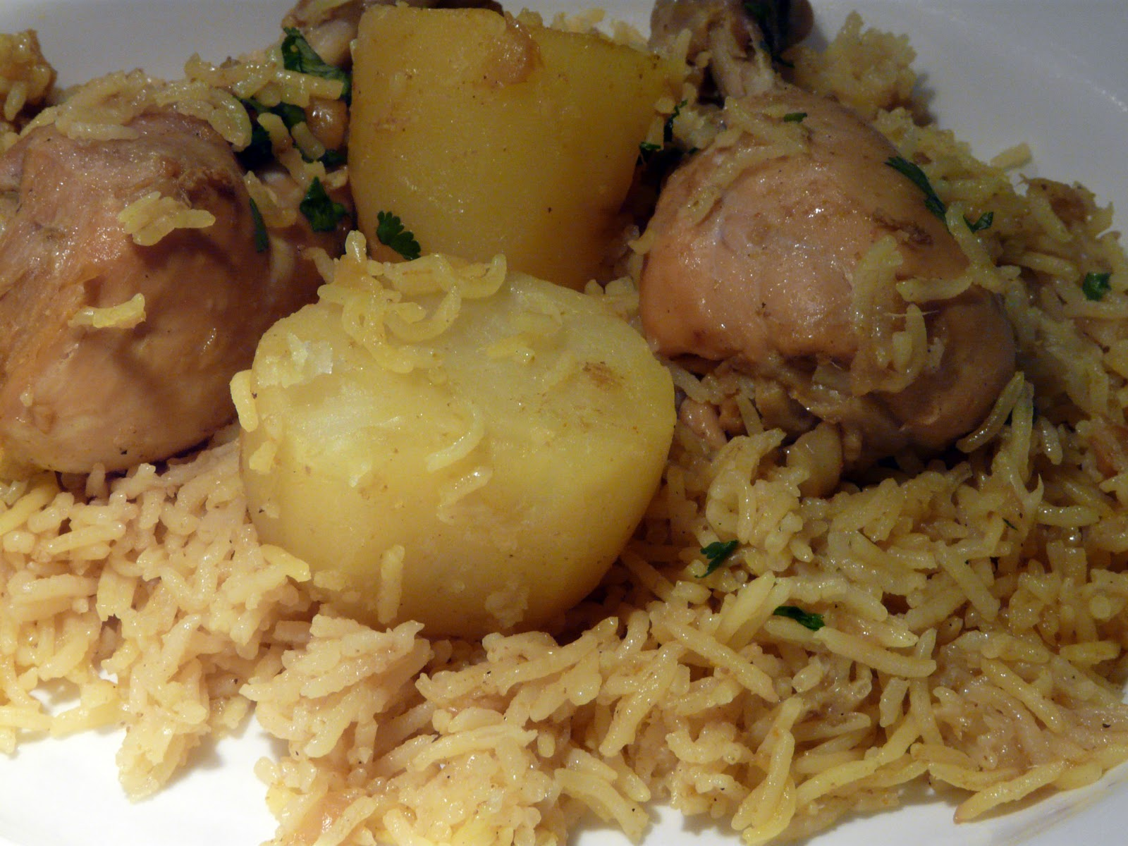 Thibeault S Table Baked Chicken Pulao