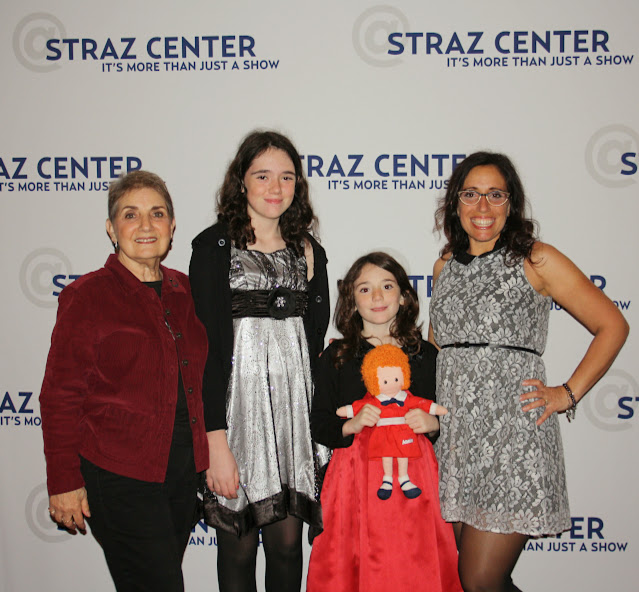 Annie the Music on Tour at the Straz Center