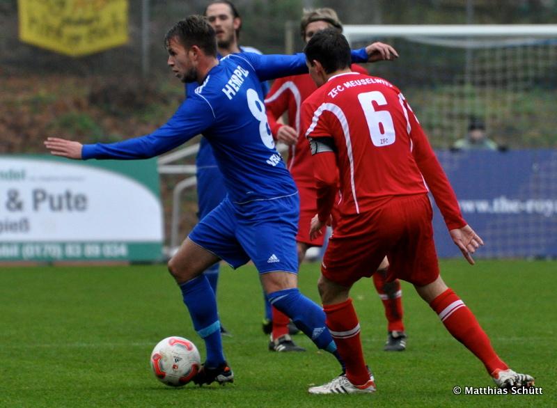13. Spieltag: TSG Neustrelitz - ZFC Meuselwitz - Seite 2 DSC_0376