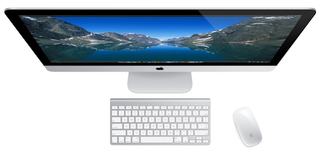iMac20123 蘋果的攝影藝術