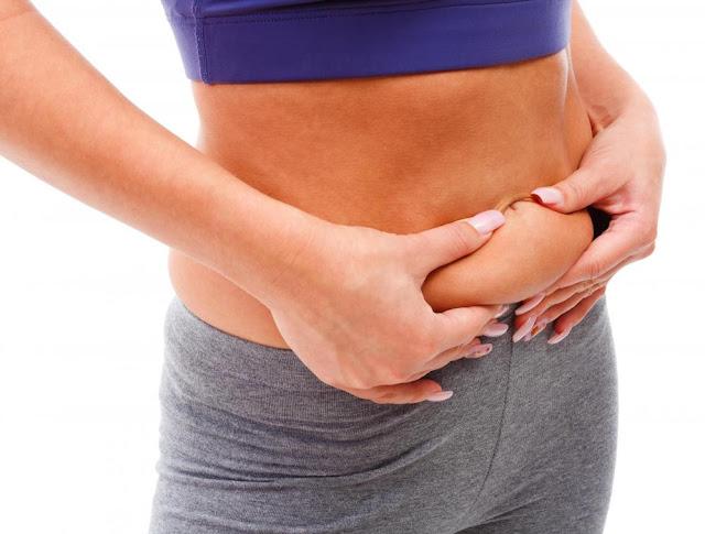 убрать жир с боков и живота