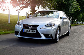 Lexus hybrid is fleet buyer's dream