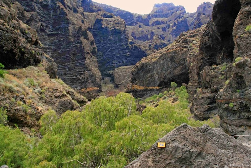Barranco Masca