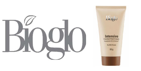 Bioglo Intensive Cracked Heel Cream