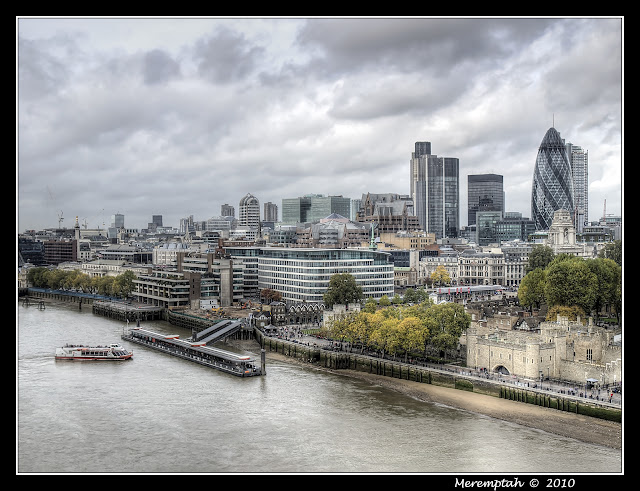 City Londres HDR Tour