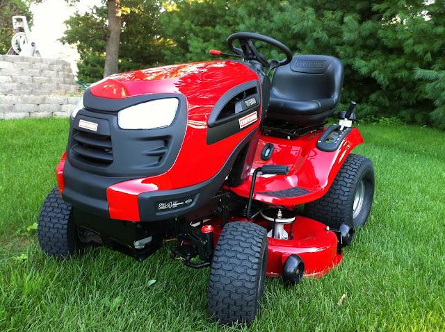 2010 Sears Craftsman Garden Tractors : Jaydekay s craftsman yt tractor forum