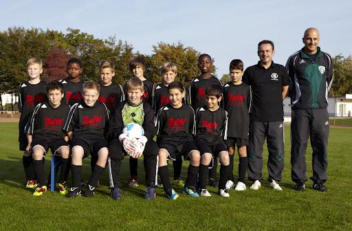 E1-Jugend Meister