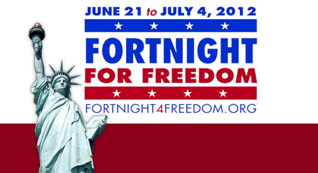 Fortnight for freedom - Quincena por la libertad