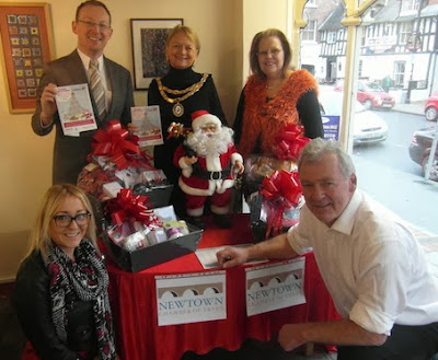 Join in the town's festive competition