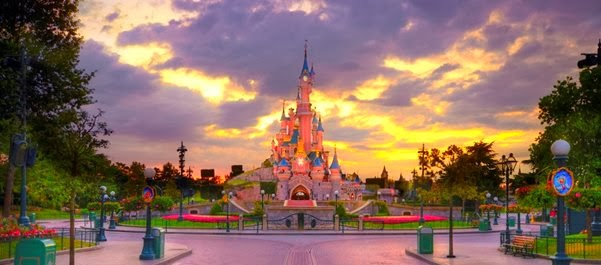 Férias na Disneyland Paris