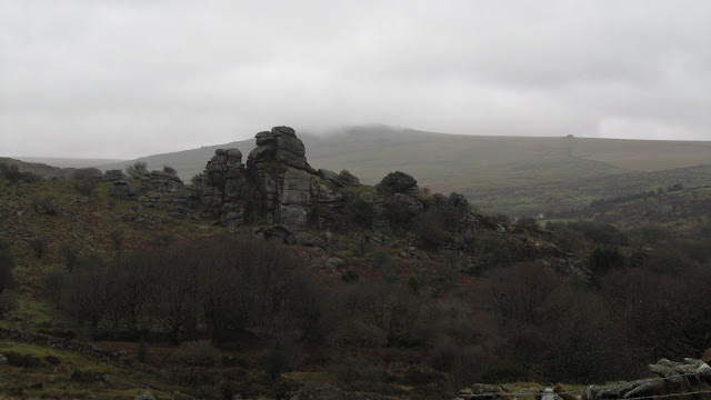 The beautiful but inaccessible Vixen Tor