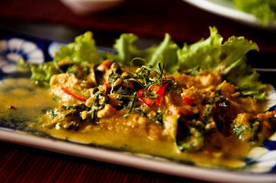 Threeland Travel Indochina - Cambodia Food: Amok