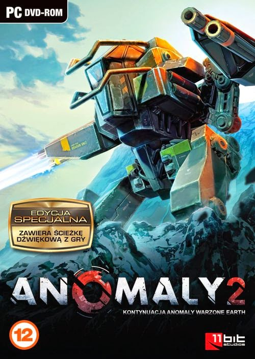 Anomaly 2 Torrent Download