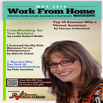 Work From Home Magazine instagram, phone, email