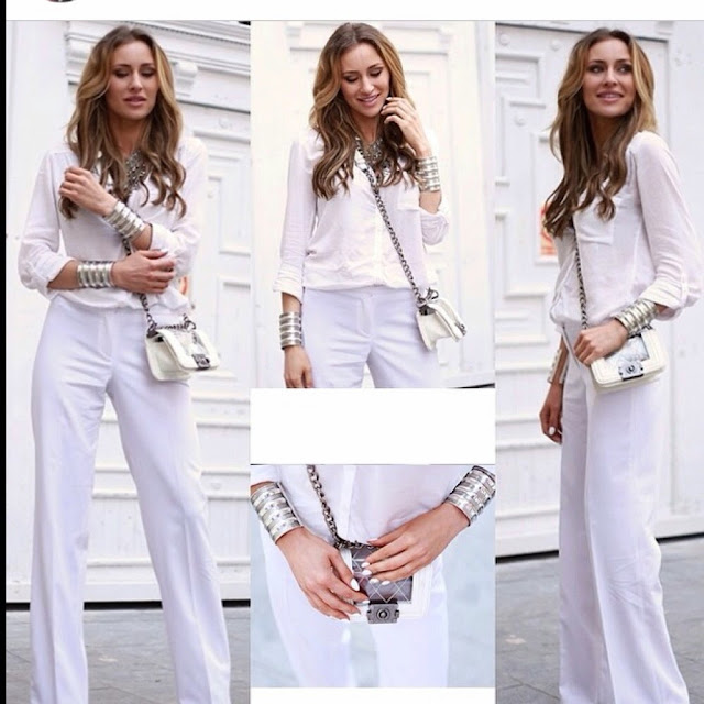 Hi fashion online all white outfit ideas for bridal showers and 2 throw in some pop of color spice up your outfit by throwing in something other than white that pops it could be your purse or shoes your jewellery or urmus Image collections