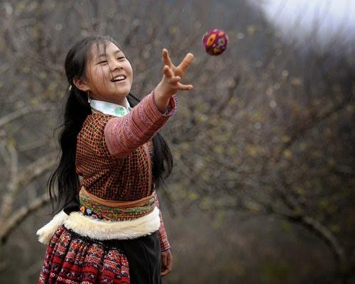 nem%2Bpao Vui ném pao cùng người dân tộc Mông