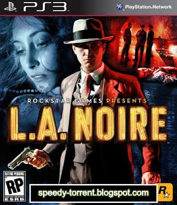 Скачать торрент l. A. Noire игра.